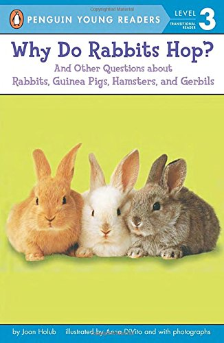 Download Why Do Rabbits Hop? (Penguin Young Readers, Level 3) pdf epub