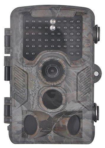 全国宅配無料 XIKEZAN 1080P 2.4 HD Trail & Game Camera12MP [並行輸入品] Mini Night Screen Vision Wildlife Camera with Time Lapse & 2.4 LCD Screen (No Glow) [並行輸入品] B07F3MTN1B, グッドワンショッピング:14bec6bf --- martinemoeykens-com.access.secure-ssl-servers.info