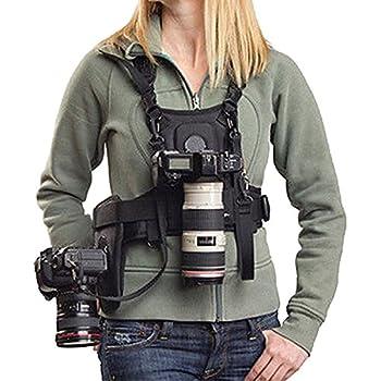 Amazon Com Movo Photo Mb1000 Multi Camera Carrier