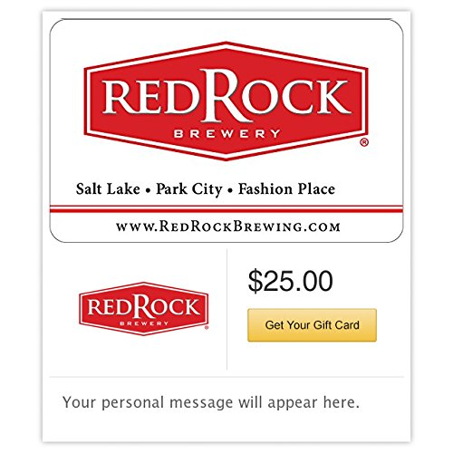 Red Rock Brewing - E-mail - Gift Print Online Cards Out
