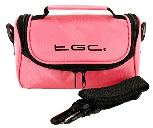 Mujer amp; Bolso Black Rosa Para Hot Pastel Negro Hombro Al Tgc Pink 1IqW6O7q