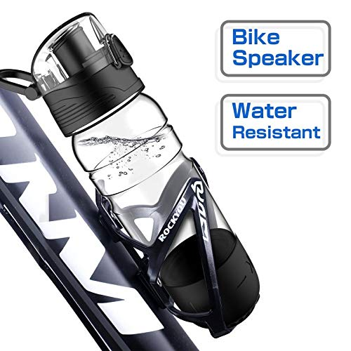 +Bluetooth Speaker+Music Dancing Lights,22 oz,Stay Hydrated and Enjoy Music Glows to Remind You to Stay Hydrated ICEWATER 3-in-1 Smart Water Bottle