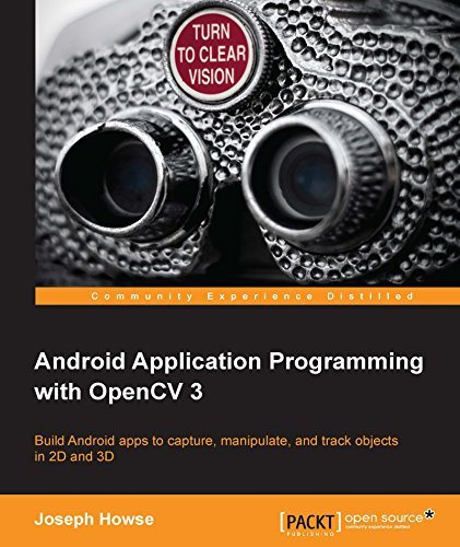 Android Application Programming with OpenCV - 3 Kindle Android