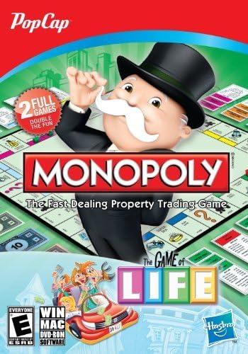Monopoly and Life by PopCap Games: Amazon.es: Videojuegos