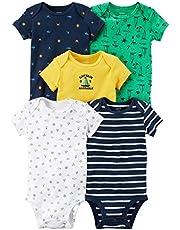 Carter's Unisex Baby 5-Pack Bodysuits