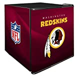 NFL Washington Redskins Refrigerated Counter Top Cooler, Small, Red