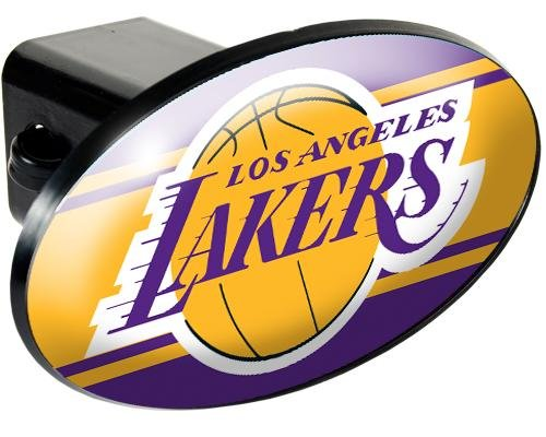 NBA Los Angeles Lakers Trailer Hitch Cover - Nba Trailer Hitch Cover