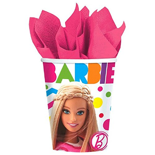 Cups | Barbie Sparkle Collection | Party Accessory