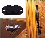 Safety Solutions For Gun Storage Gun Magnet Concealed Rifle & Shotgun Magnetic Holder (1 Magnet Holder)