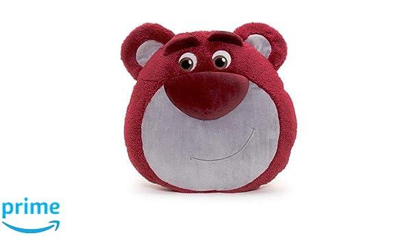 Cojín grande oficial Toy Story Lotso Huggin Bear de Big Story: Amazon.es: Juguetes y juegos