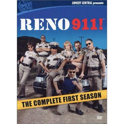 - Reno 911 - The Complete First Season