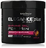 Elegance Plus Shaving Gel For Men Venus 33.8 oz.