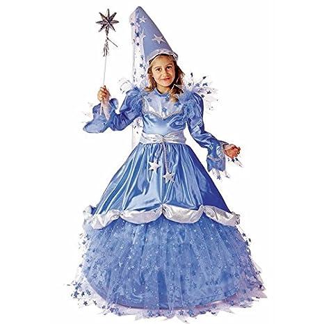 Carnaval Queen Costume 54020 La Fata Turchina Bambina 3-4 anni ... fac66cc6587