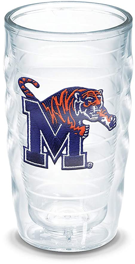 a3a9826bb3ecd Amazon.com | Tervis 1050048 Memphis University Emblem Individual ...