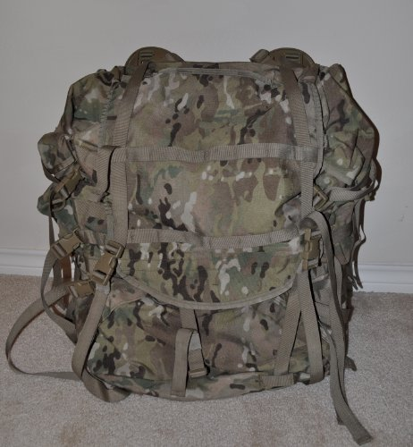 USGI Army Multi-Cam Large MOLLE II Rucksack by Eagle