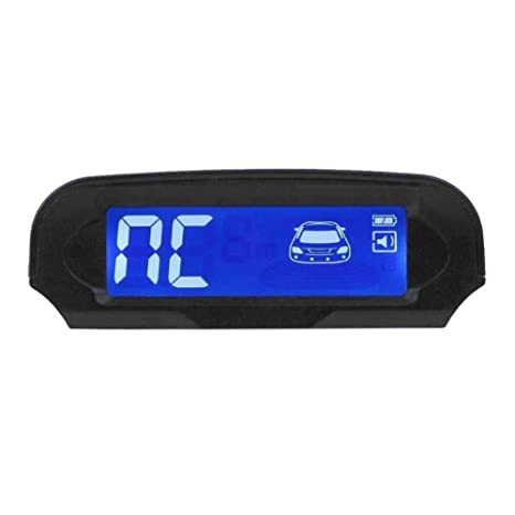 Amazon.com: Allgreen - Sensor de aparcamiento para coche con ...