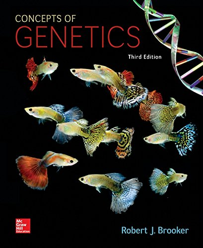 Loose Leaf for Concepts of Genetics