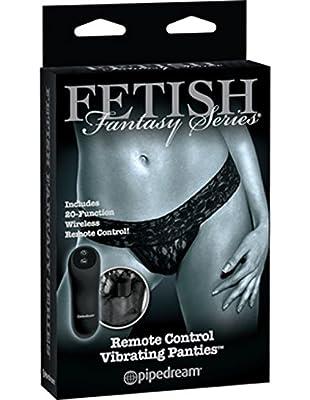 "Womens Wiireless Remote Control Panties - Fits waist sizes 24"" (61 cm) - 34"" (86 cm)"