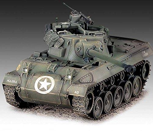 Hellcat Tank - U.S. Army M18 Hellcat Tank Plastic Model Kit Academy 1/35 Scale #13255 /ITEM#G839GJ UY-W8EHF3147820