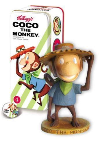 DARKHORSE Classic Kellogg's Character Statue #4 Coco the ...