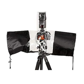 WarmHeaven - Protector de Lluvia Universal para cámara Canon Nikon ...