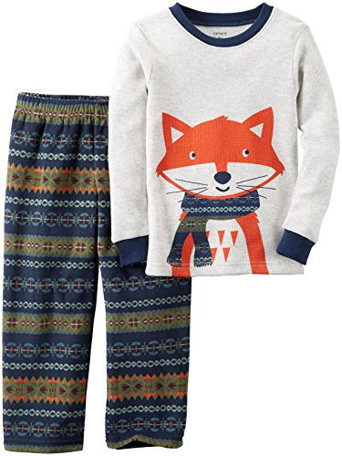 Carters Fox Print Set Toddler