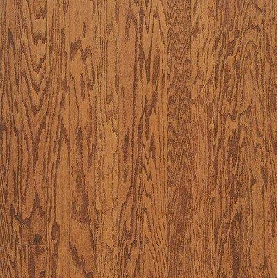 "Turlington 3"" Engineered Oak Flooring in Gunstock"