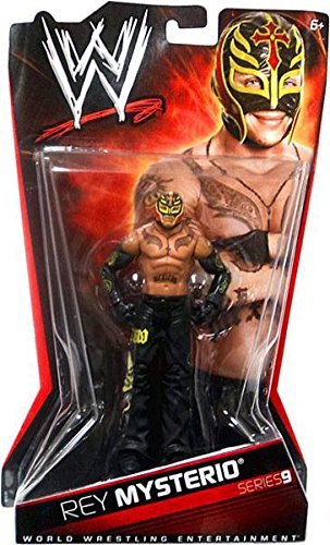 (WWE Rey Mysterio Figure Series #9)