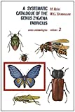 A Systematic Catalogue of the Genus Zygaena Fabricius (Lepidoptera: Zygaenidae), Reiss, H. and Tremewan, W. G., 9401180032
