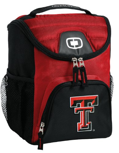 Texas Tech Lunch Bag Coolers OUR BEST Texas Tech Red Raiders Cooler (Texas Tech Red Raiders Ice)