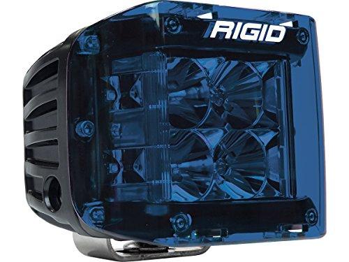 (Rigid Industries 32184 D-Ss Series Light Cover, Blue)