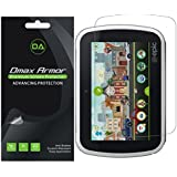 [3-Pack] Dmax Armor® LeapFrog Epic Screen Protector, Anti-Bubble High Definition Clear Shield- Lifetime Replacements Warranty- Retail Packaging