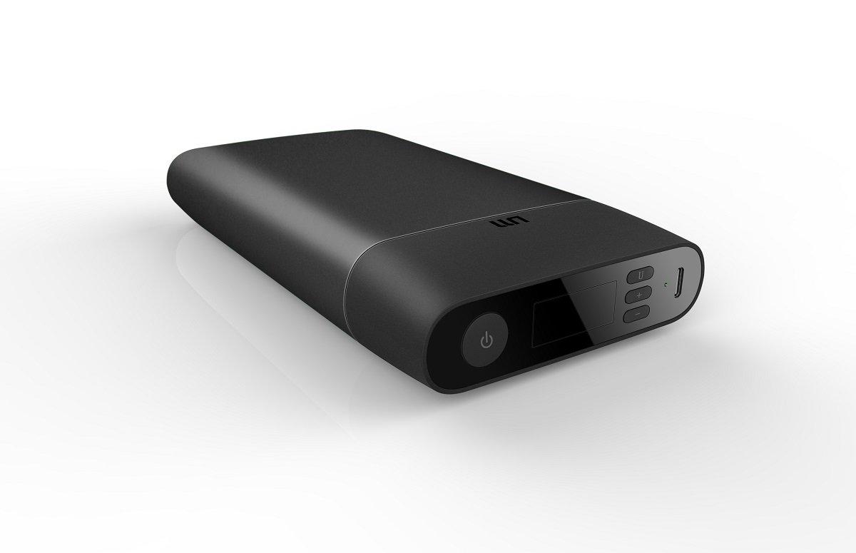 UOMI Smart Air Pump M1(Black)