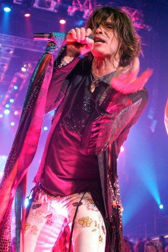 Aerosmith Colorful Steven Tyler 24x36 Poster Silverscreen