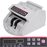 IMAGE Portable UV(ultraviolet) & MG(magnetic) Digital Bill Money Currency Cash Bank Counter Machine With Counterfeit Detector