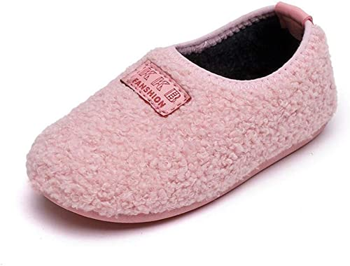 Girls Slippers Shoes Slip On Baby Toddler