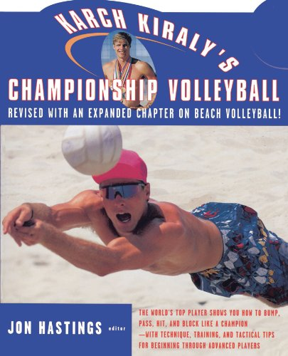Karch Kiraly's Championship Volleyball (Karch Kiraly Volleyball)
