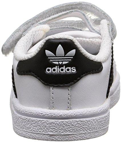 adidas Superstar Foundation CF I - Zapatillas infantil Blanco / Negro