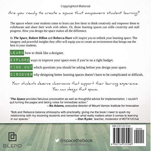 The Space A Guide For Educators Amazon De Rebecca Louise Hare