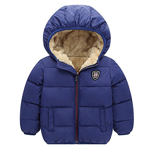 - Baywell Winter Warm Coat, Little Girls Boys Outwear Hoodie Jacket