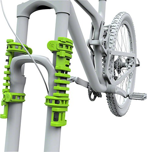 Protects Bike Frames and Pedals During Transportation Detachable Bicycle Travel Protection System x2 units Bopworx Large Bopwraps