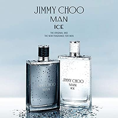 Jimmy Choo Man Ice - perfume for men, 100 ml - EDT Spray: Buy Online at  Best Price in UAE - Amazon.ae