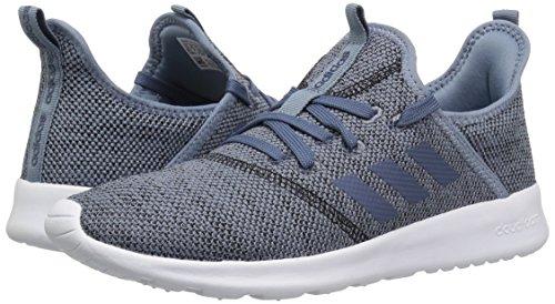 adidas Performance Women's Cloudfoam Pure Running Shoe, Raw Grey/Tech Ink/Black, 5 M US by adidas (Image #5)