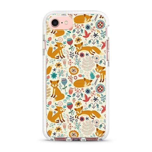 Super cute Fox Iphone Case