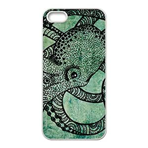 The Octopus Phone Case for iPhone 5S