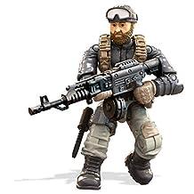 Mega Construx Call Of Duty Captain John Price Construction Set