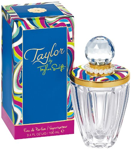 Taylor Swift Eau de Parfum Spray, Taylor, 3.4 Ounce