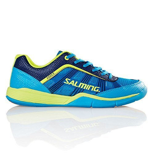 Salming Adder Court Shoes - AW16-9 - Blue