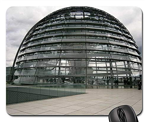 Mouse Pads - Dome Berlin Capital Building Policy Reichstag