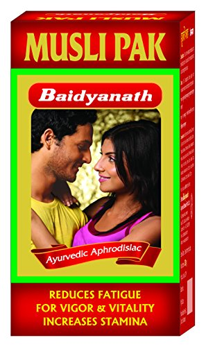 Baidyanath Musli Pak – Made with Pure Safed Musli for Strength and Vitality – 250g